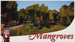 Mangrove Trees Schematic Download  [By scallysche] Minecraft
