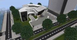 Museum of Modern Art Minecraft Map & Project