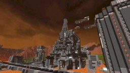 Guisan I Outpost - Life on Mars Contest Minecraft Map & Project