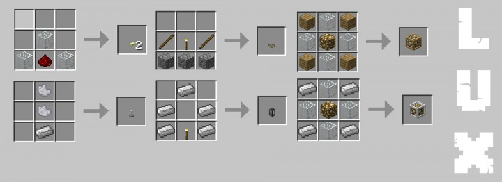 1 10 2 1 11 Lux Lighting Decorative Blocks Minecraft Mod