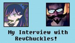 AnimeFan Interviews: My Interview with RevChuckles! Minecraft Blog