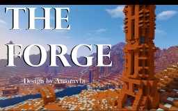The Forge - Mars Contest Entry Minecraft Map & Project