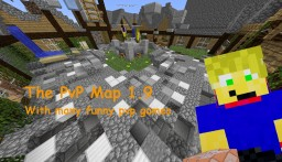 The PvP Game 15w47c+ Minecraft Map & Project