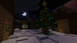 Decoratable Christmas Trees Mod With Model Trains Minecraft Mod