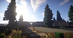 Contemporary Brutalism  I  WoK  I  Collab Minecraft Map & Project