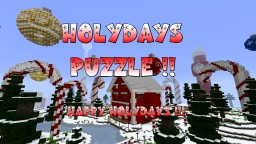 Holidays Puzzle Minecraft Map & Project