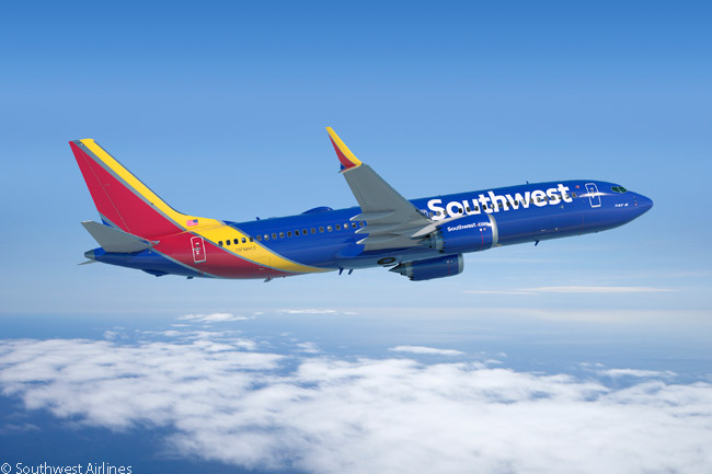 Southwest Airlines Mexico City Flights