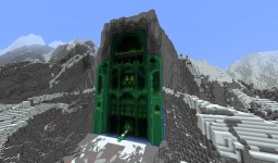 "Erebor"" Stronghold of durin's folk Minecraft Project"