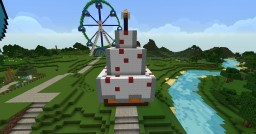Birthday Cake - Ian's World Minecraft Map & Project