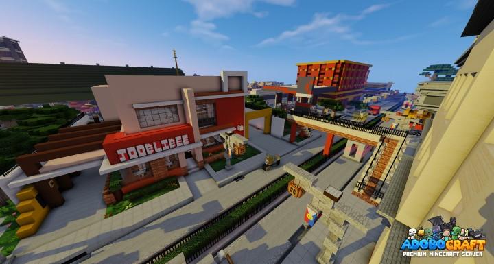 Famous Jooblibee - Minecraft Version of Jollibee