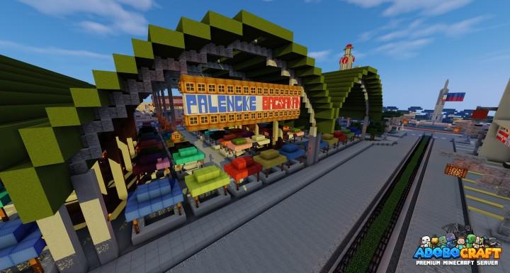 Minecraft Philippines  Public Market