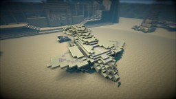Halo 3 Pelican Dropship (With Custom Textures!) Minecraft Project