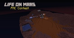 Life On Mars - Desolate Lands Minecraft Map & Project
