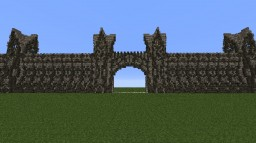 medieval spawn design Minecraft Map & Project