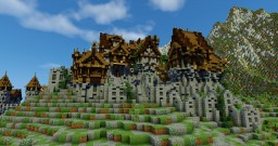 Dead Man's Monastery Minecraft Map & Project
