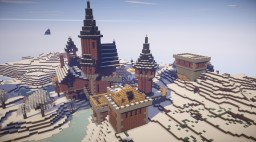 Evelyn's French Castle - A Gift Minecraft Project
