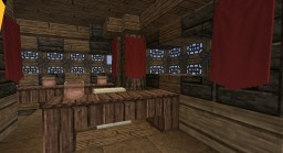 """Aleroy's trade ship from guild """"Trading Company"""" Minecraft Map & Project"""