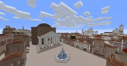 17th Century Rome - Based on Assassin's Creed: Brotherhood & Historical Maps Minecraft Map & Project