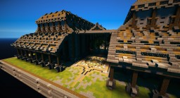 Server Spawn #1 - UtopiaMC Factions Minecraft Map & Project