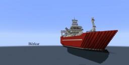 Börkur/trawler Minecraft Map & Project
