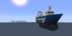 ottó n þorláksson/trawler Minecraft Map & Project