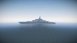 Super yacht Horizon Minecraft