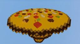 Pizza Splegg Map Free Download Minecraft Map & Project