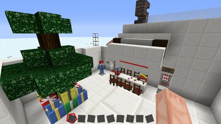 Dantdm S Christmas Quests Minecraft Map