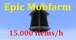Epic Mob farm Minecraft Map & Project