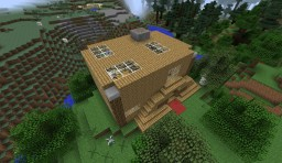 """The Jungle Episode 1: """"..the farther into the forest"""" / Dżungla Epizod 1: """"..im dalej w las."""" Minecraft Map & Project"""