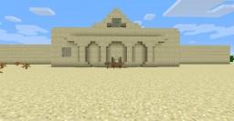 The Minecraft Alamo Minecraft Project
