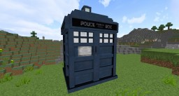 The Doctor x32 Whovian Resource Pack for TARDIS 2.0 Map