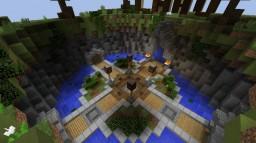 Small 35x35 Hub Minecraft Map & Project