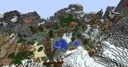 CraftOfClans spawn Minecraft Map & Project