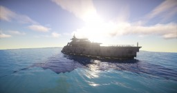 Liberty [Small Luxury Yacht] Minecraft Map & Project