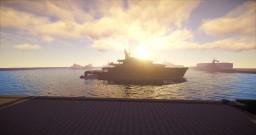 Black Star [Luxury Yacht] Minecraft