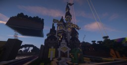 Disney Castle (32x32 Plot) Minecraft Map & Project