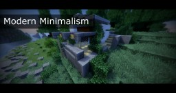 My Take on Minimalism | A Blaizecraft Build Minecraft Map & Project
