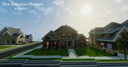 New American Mansion - WoK Minecraft Project