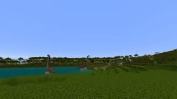 Jurassic Park: Isla Nublar v1 Minecraft Project