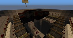 Ultimate PVP Defence Station Minecraft Map & Project