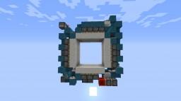 5x5 Vault Door Minecraft Map & Project