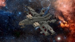Wasp: Fighter Class - Heavy Minecraft Project