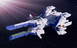 GUNDAM SEED KUSANAGI Minecraft Map & Project