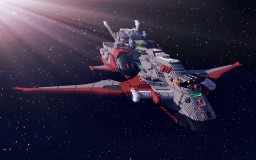 GUNDAM SEED MINERVA Minecraft Map & Project