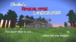 Shocker's Apocalypse Landcruiser MkI Minecraft Map & Project
