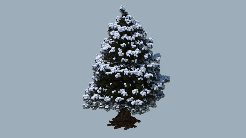 Minecraft Christmas Tree.Christmas Tree Download Decorate It Minecraft Project