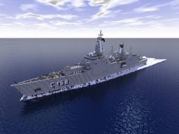 Soberanía-class battlecruiser: Super Z3R0 Project Minecraft