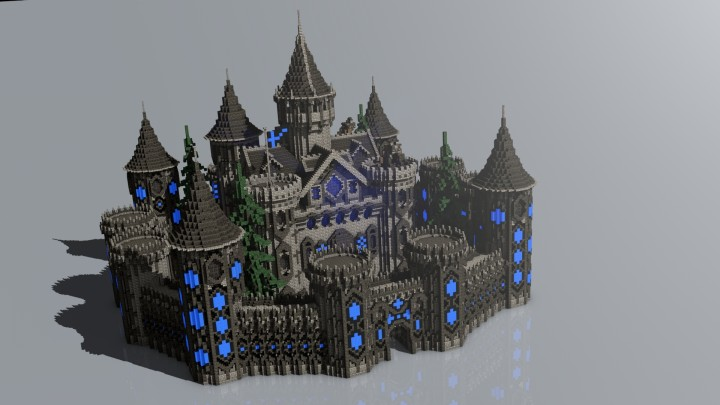Crow S Castle Minecraft Project