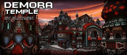 Demora Temple Minecraft Project